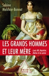 """Couverture du livre : """"Les grands hommes et leur mère"""""""