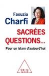"""Couverture du livre : """"Sacrées questions"""""""