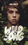 """Couverture du livre : """"Wild song"""""""