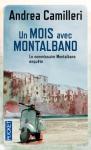 """Couverture du livre : """"Un mois avec Montalbano"""""""