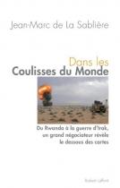 """Couverture du livre : """"Dans les coulisses du monde"""""""