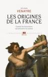 """Couverture du livre : """"Les origines de la France"""""""
