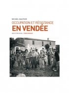 """Couverture du livre : """"Occupation et résistance en Vendée"""""""