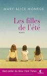 """Couverture du livre : """"Les filles de l'été"""""""