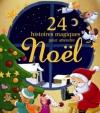 """Couverture du livre : """"24 histoires magiques pour attendre Noël"""""""