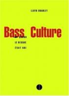 """Couverture du livre : """"Bass culture"""""""