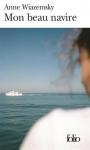 """Couverture du livre : """"Mon beau navire"""""""