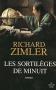 """Couverture du livre : """"Les sortilèges de minuit"""""""