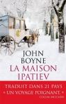 """Couverture du livre : """"La maison Ipatiev"""""""