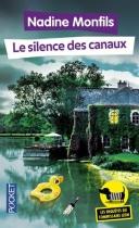 """Couverture du livre : """"Le silence des canaux"""""""