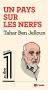 """Couverture du livre : """"Un pays sur les nerfs"""""""
