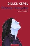 """Couverture du livre : """"Passion française"""""""