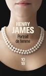 """Couverture du livre : """"Portrait de femme"""""""