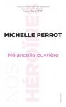 """Couverture du livre : """"Mélancolie ouvrière"""""""