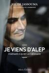 """Couverture du livre : """"Je viens d'Alep"""""""