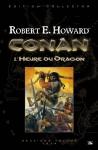 """Couverture du livre : """"L'heure du dragon"""""""