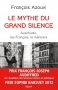 """Couverture du livre : """"Le mythe du grand silence"""""""