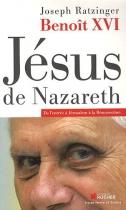 """Couverture du livre : """"De l'entrée à Jérusalem à la Résurrection"""""""