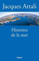 """Couverture du livre : """"Histoires de la mer"""""""