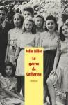 """Couverture du livre : """"La guerre de Catherine"""""""