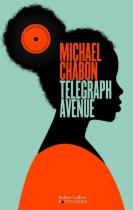 """Couverture du livre : """"Telegraph Avenue"""""""