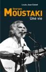 """Couverture du livre : """"Georges Moustaki"""""""