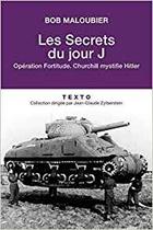 """Couverture du livre : """"Les secrets du jour J"""""""