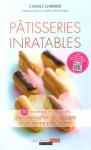 """Couverture du livre : """"Pâtisseries inratables"""""""