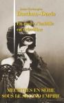 """Couverture du livre : """"La mort s'habille en crinoline"""""""