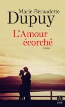 """Couverture du livre : """"L'amour écorché"""""""