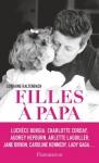 """Couverture du livre : """"Filles à papa"""""""