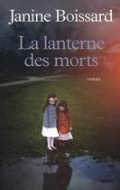 """Couverture du livre : """"La lanterne des morts"""""""