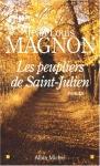 """Couverture du livre : """"Les peupliers de Saint-Julien"""""""