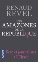 """Couverture du livre : """"Les amazones de la République"""""""