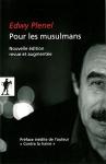 """Couverture du livre : """"Pour les musulmans"""""""