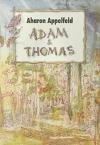 """Couverture du livre : """"Adam et Thomas"""""""