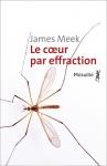 """Couverture du livre : """"Le coeur par effraction"""""""