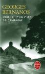 """Couverture du livre : """"Journal d'un curé de campagne"""""""