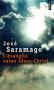 """Couverture du livre : """"L'évangile selon Jésus-Christ"""""""