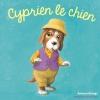 """Couverture du livre : """"Cyprien le chien"""""""