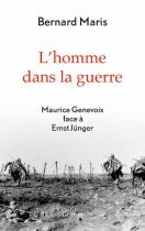 """Couverture du livre : """"L'homme dans la guerre"""""""