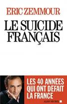 """Couverture du livre : """"Le suicide français"""""""