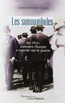 """Couverture du livre : """"Les somnambules"""""""