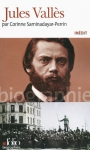 """Couverture du livre : """"Jules Vallès"""""""