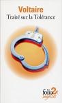 """Couverture du livre : """"Traité sur la tolérance"""""""