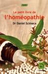 """Couverture du livre : """"Le petit livre de l'homéopathie"""""""