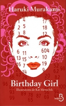 "Couverture du livre : ""Birthday Girl"""