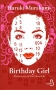 """Couverture du livre : """"Birthday Girl"""""""