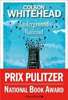 """Couverture du livre : """"Underground Railroad"""""""