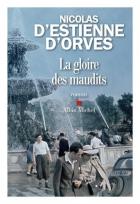 """Couverture du livre : """"La gloire des maudits"""""""